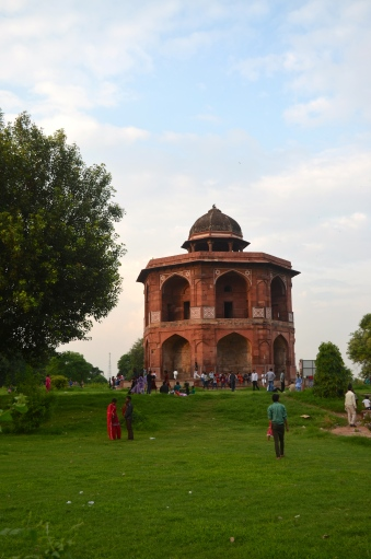 Sher Mandal at Purana Qila