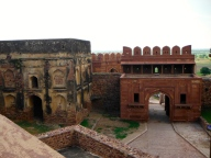 One of the Gates to Fatehpur Sikri Palace