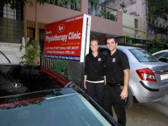 Our Final Day at Shah's Physiotherapy Clinic