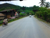 Enroute to the Caves