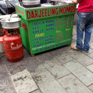 The closest to street food we've gotten so far...