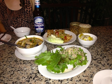 """Discover Laos"" Meal"