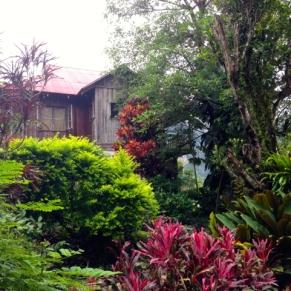 Rain Rain in Vang Vieng