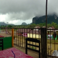 Lunch Time Panoramic - Not a Bad View...