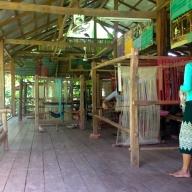 Weaving Rooms