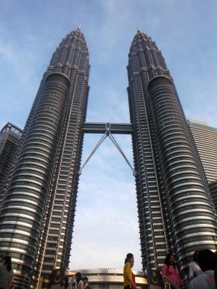 Petronas Towers at Dusk