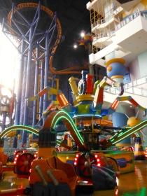 Rides at Berjaya Times Square Mall, KL