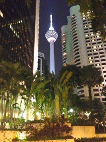 Menara Kuala Lumpur aka KL Tower