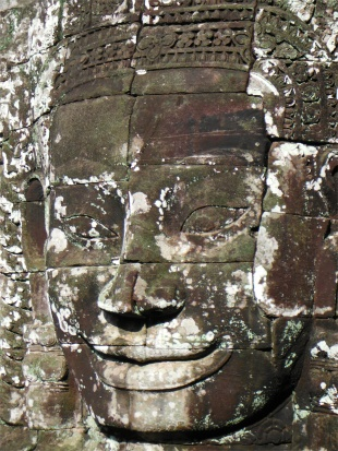 Bayon Temple aka The Temple With All the Faces