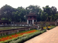 Grounds of the Temple of Literature